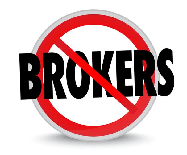 no-brokers